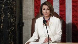 Optimista: Pelosi confía en que se evitará cierre del gobierno