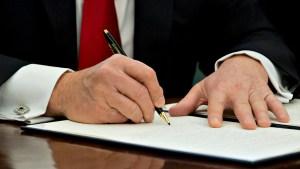 Gobierno apela suspensión del veto migratorio