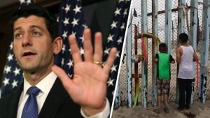 El muro, prioridad republicana antes de ceder la Cámara Baja