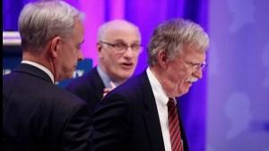 EEUU amenaza con sancionar a la Corte Penal Internacional