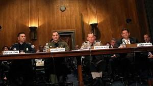 Se da otra baja en la Secretaría de Seguridad Nacional