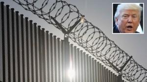 El muro de Trump no será como lo prometió