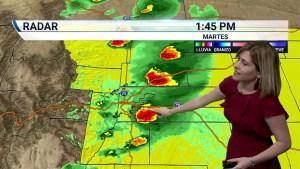 Tenemos vigilancia por tornados que incluye todo el este de Colorado. Se esperan además granizos y fuertes vientos.