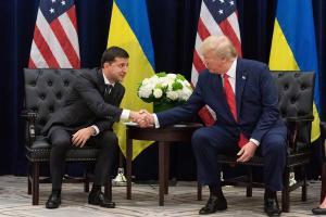 Trama ucraniana: demócratas reúnen pruebas contra Trump