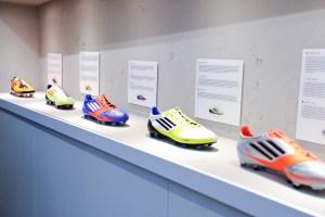 Zapatos del Mundial: los instrumentos de los astros