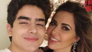 Ángel Gabriel, hijo de Gloria Trevi, debuta como cantante