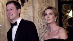 """Revelan la """"pequeña"""" fortuna de Ivanka Trump y su esposo"""