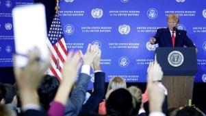 Trump prohibirá entrada a funcionarios de Venezuela e Irán