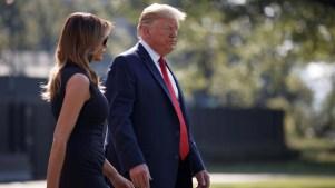 El recorrido de Trump por El Paso: rechazo contundente
