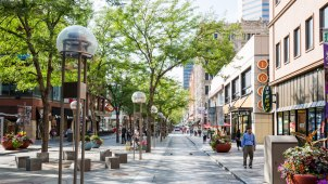 "Programa de seguridad privada para ser implantada en ""16th Street Mall"""