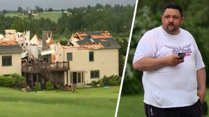 Tornados destructivos desde Missouri a Nueva Jersey