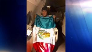 Evo Morales deja Bolivia rumbo a México