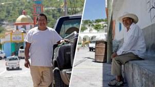 Mexicanos que viven de remesas opinan sobre redadas