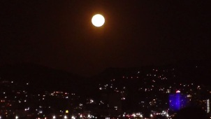 Luna de Nieve: considerada la más grande del año