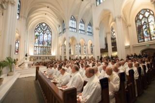 Ordenación de Monseñor Jorge Rodríguez