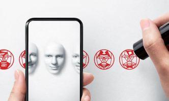 Para que no te olviden: tu cara en un sello virtual
