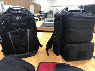 Empresa local fabrican mochilas antibalas en Utah