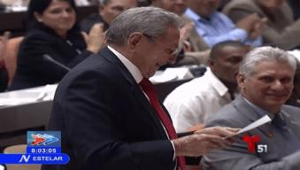 Cobertura de equipo: En marcha sucesión en Cuba