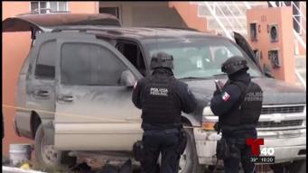 Matan a balazos a presuntos sicarios en Reynosa