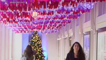 Así luce la ultima navidad de los Obama en la Casa Blanca