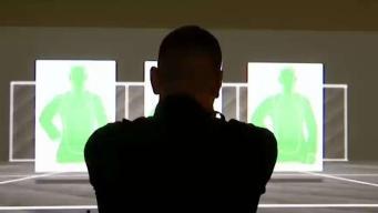 Así preparan a los policías en Aurora para afrontar un tiroteo