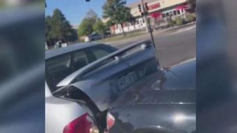 Caso de furia al volante en Aurora quedó captado en video