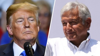 Trump reitera amenazas; AMLO ofrece amistad