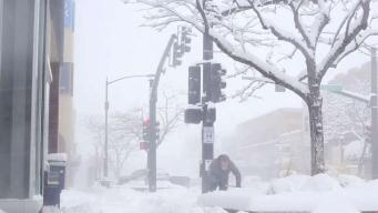 Comunidad opina sobre reacción de las autoridades en la tormenta invernal