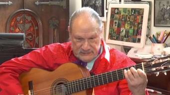 Conozca al maestro de flamenco en Denver Rene Heredia