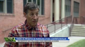 Impuestos por venta de marihuana impacta pequeños distritos escolares de Colorado