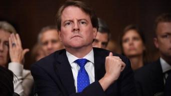 Exasesor de Casa Blanca tendría que testificar ante la Cámara