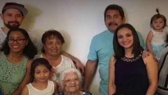 Familia mexicana busca recursos para viajar a despedir a su ser querido