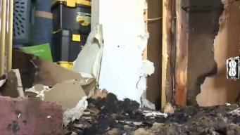 Familia hispana en Denver lo pierde todo en un incendio