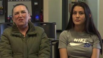 Familias de Denver viajan para Acción de Gracias