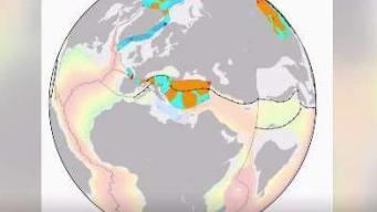Hallan continente perdido bajo el Mediterráneo
