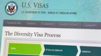 Inicia lotería de visas 2021