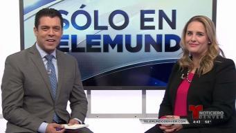 Maria de Cambra visita Telemundo Denver