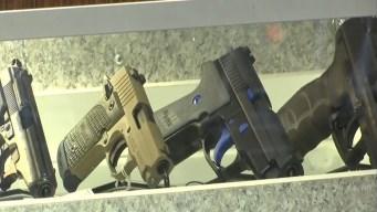 Alarmante cifra de armas en el mercado negro