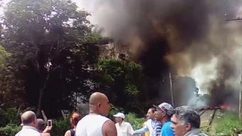 Multan a compañía de avión estrellado en Cuba