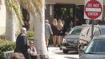 Imágenes de funeral de Meadow Pollack, víctima de masacre en Florida