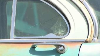 Noventa vehículos han sido vandalizados en Arvada