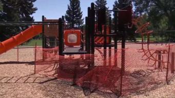 Incendio en parque de niños en Denver es un misterio