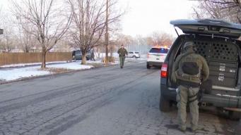 Arrestan sospechoso que se atrincheró al norte de Denver