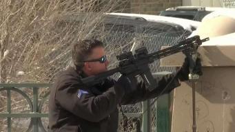 Francotiradores se unieron a búsqueda de sujeto