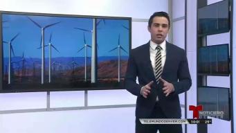Proponen cambiar quema de petróleo por energía limpia
