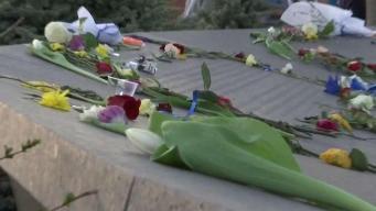 Recuerdan a las víctimas de Columbine en Clement Park