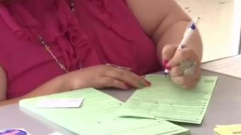 Reportan problemas con las firmas en las boletas electorales