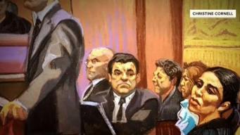Rey Zambada declara en el juicio de El Chapo