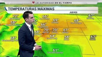 Mañana con temperaturas frescas