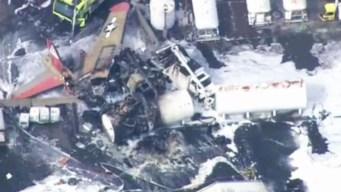 Connecticut: confirman siete muertes en tragedia aérea